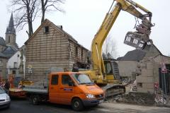 Abriss Hohnse Ewalds Haus