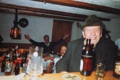Jübskatz Werner in Rauschs Kellerbar